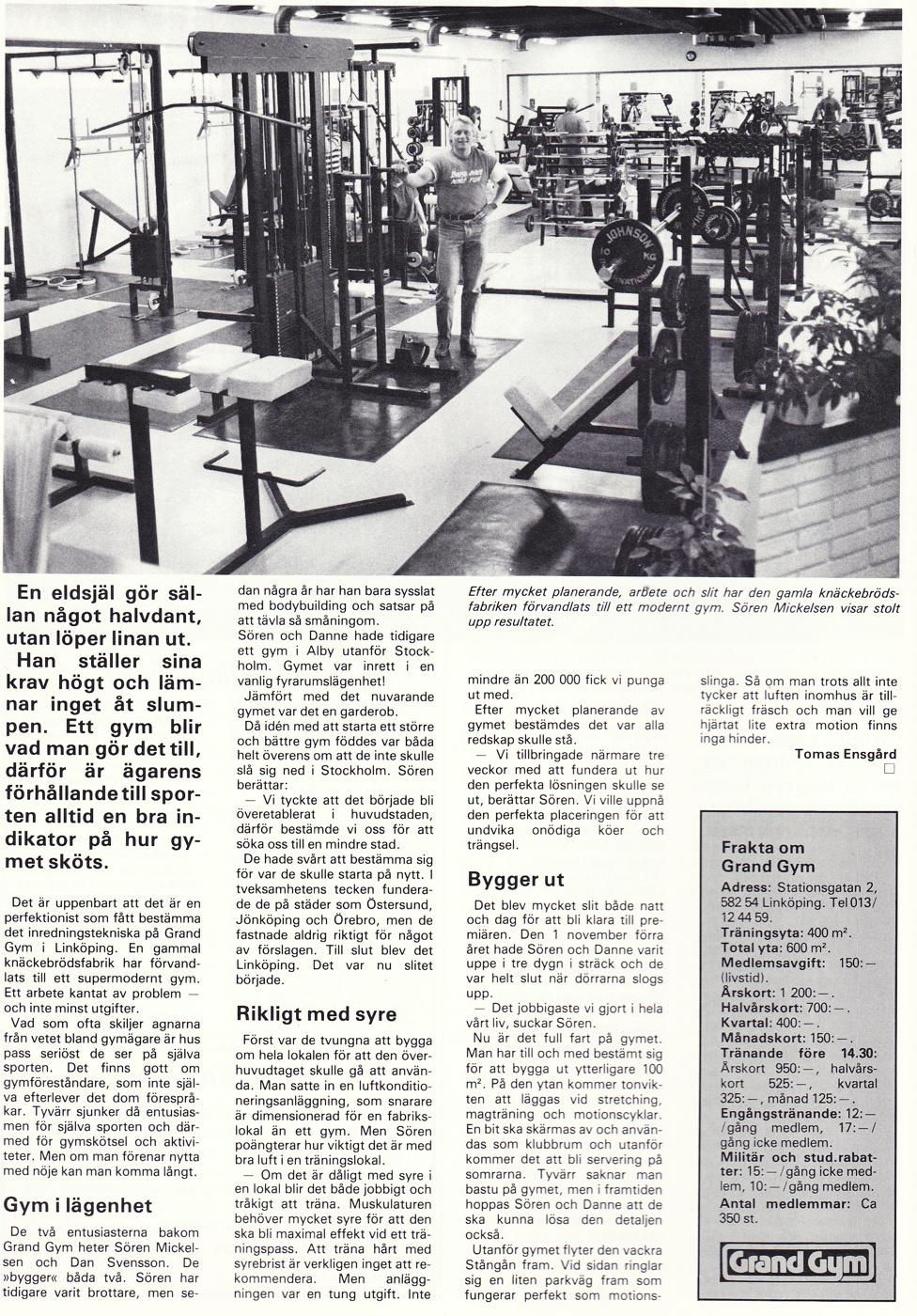 grand gym